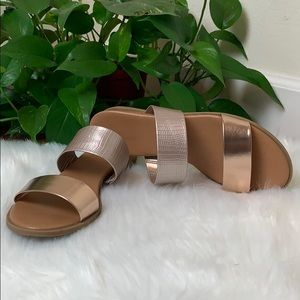 Lauren Conrad Flat Sandals